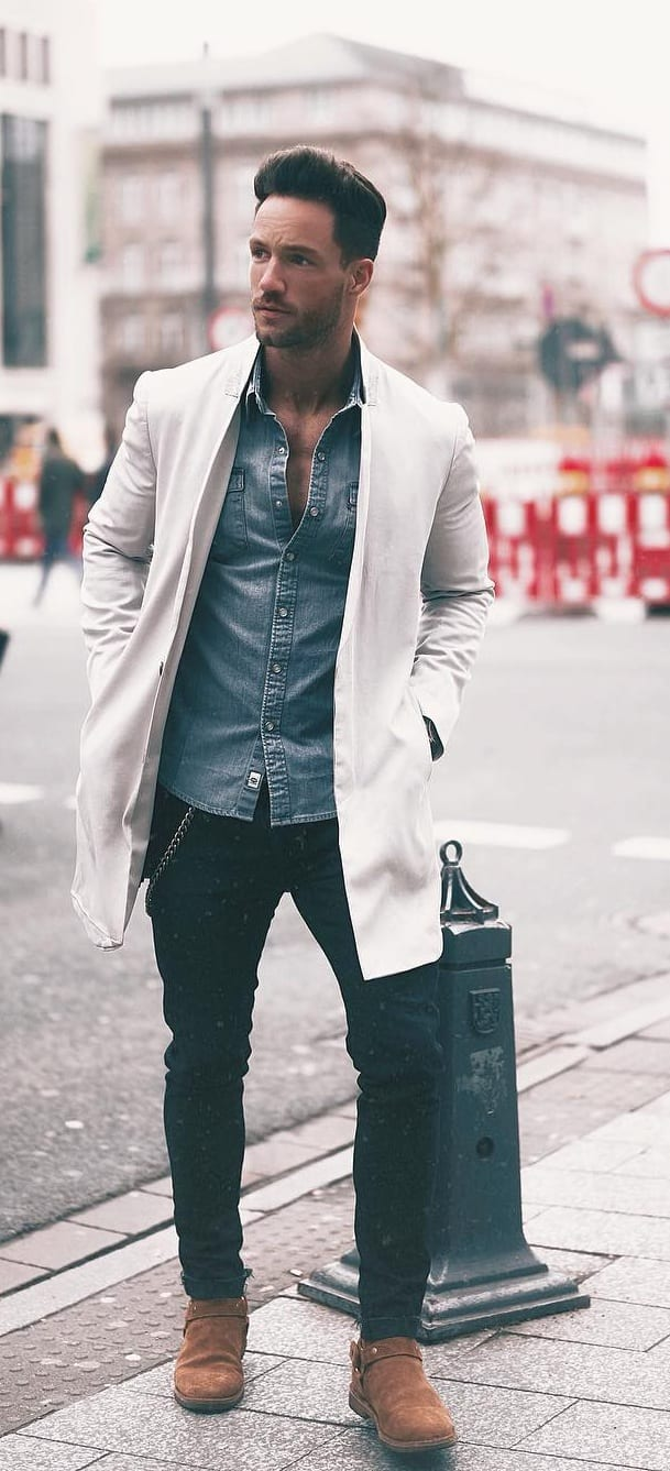 Dress Like An Adult by layering outfits