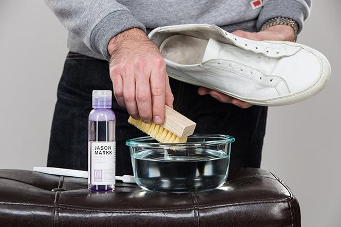 Shoe Cleaning Hacks - DIY