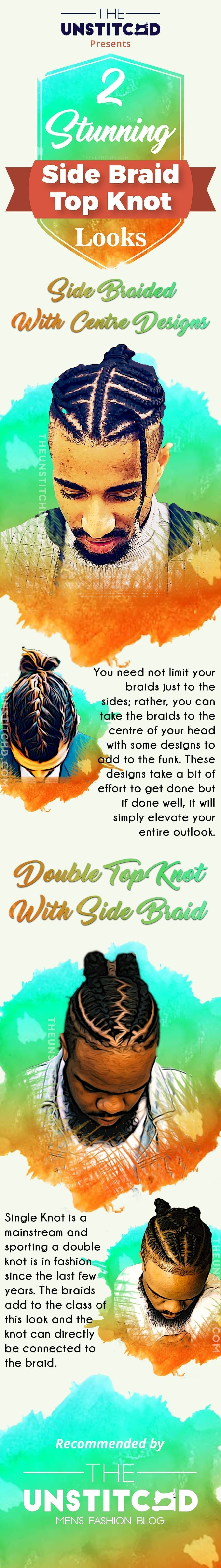 Side-Braid-top-knot-info