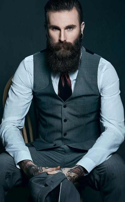 beard styles- Bandholz Beard