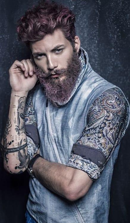 beard styles- Giribadi Beard