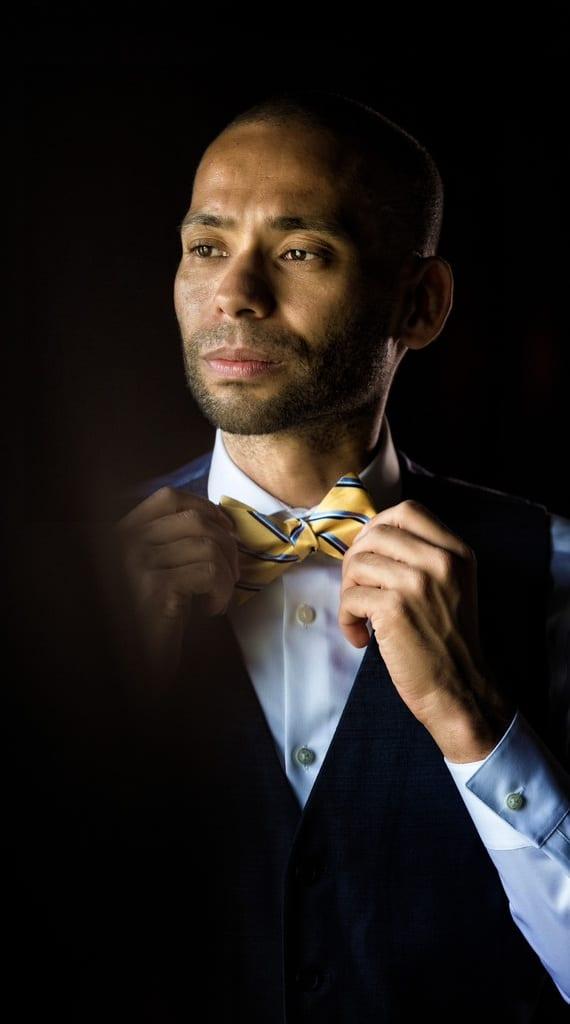 Men's Preppy Style- tie