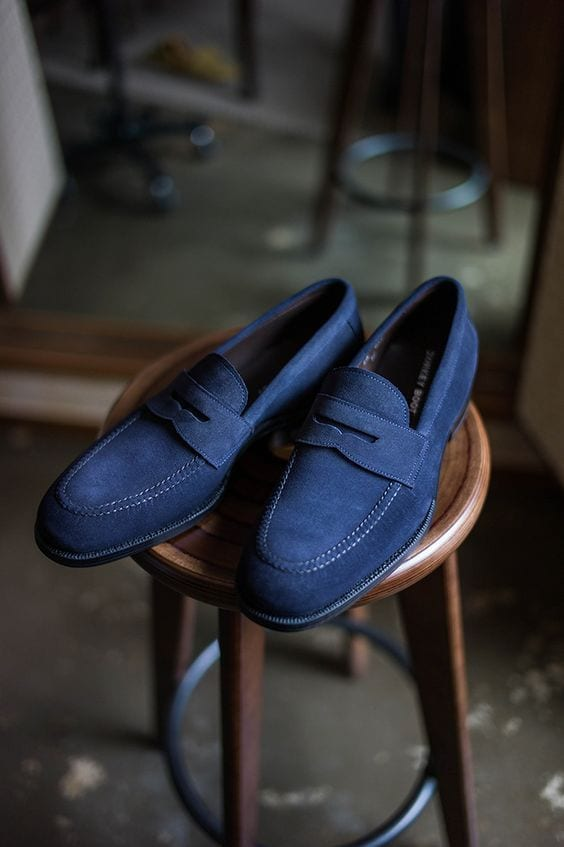 club style guide - loafers