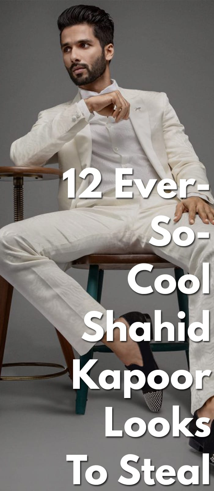 12 Ever-So-Cool Shahid Kapoor Looks To Steal.
