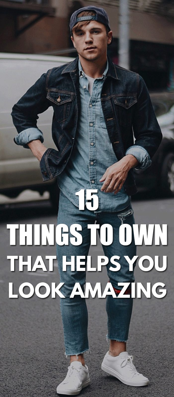15 Things To Own That Helps You Look Amazing