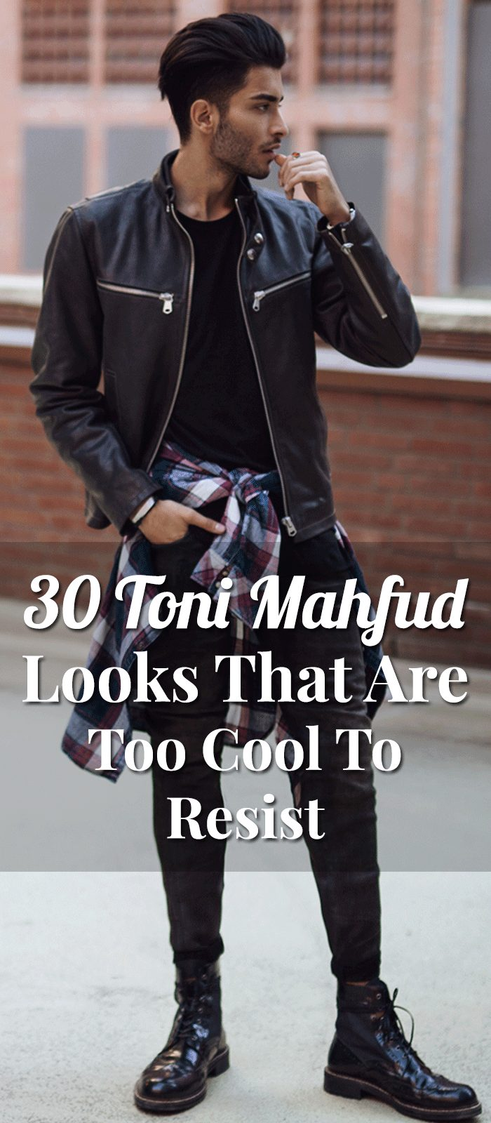 30 Toni Mahfud Looks That Are Too Cool To Resist