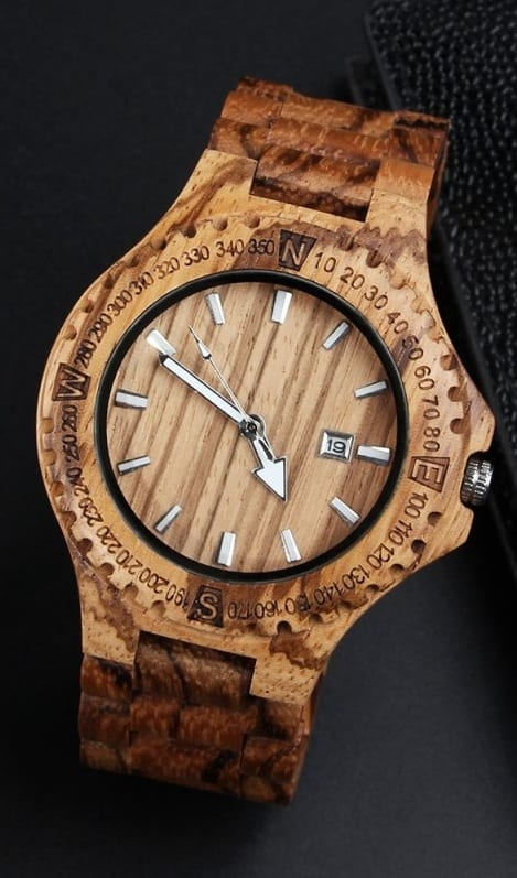 Amazing Wooden Watches For Men