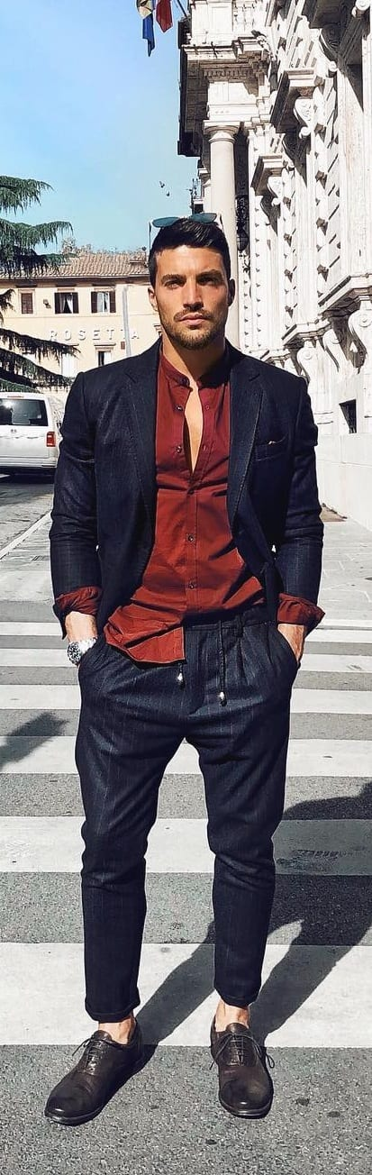 Best Dressed Men Outfit Inspirations