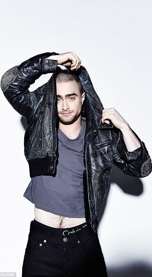 Daniel Radcliffe Outfit Ideas For Guys