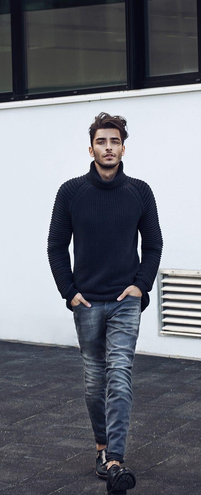 Dapper Toni Mahfud Outfit Ideas For Men