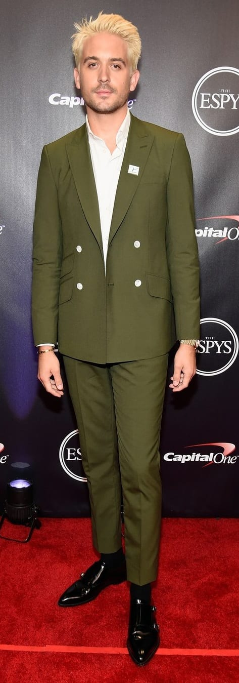 ESPY 2018 Best Best Dressed Men