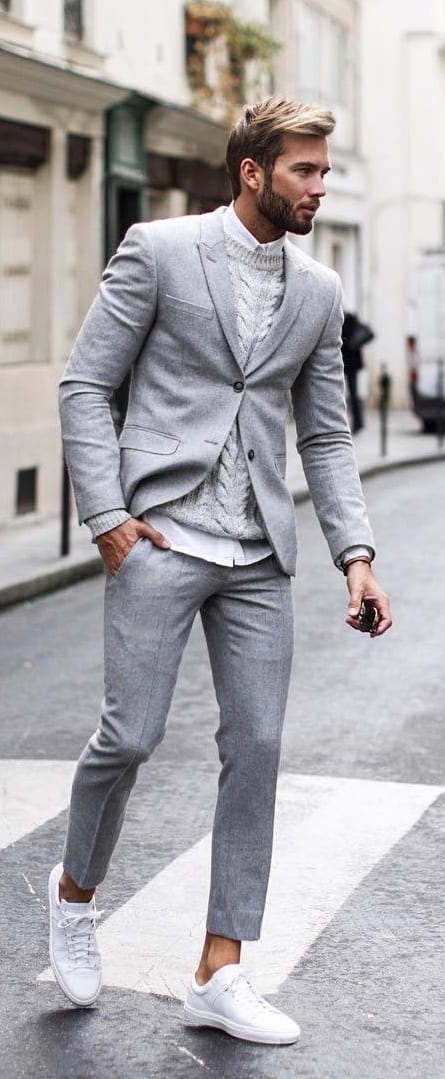 Fashion Secrets -Go For Tailored Suits