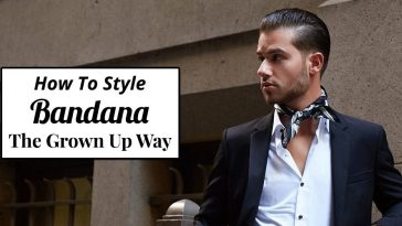 How To Style Bandana The Grown Up Way