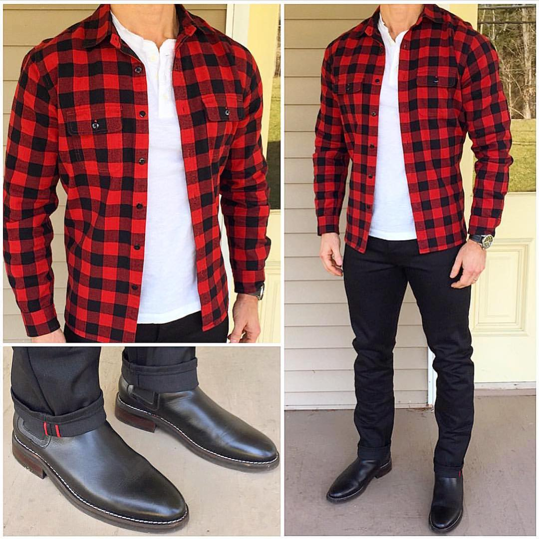 OOTD Outfit Ideas For Guys To Try Out