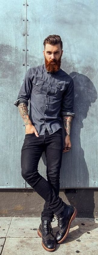 Raw Denim fashion trends for men