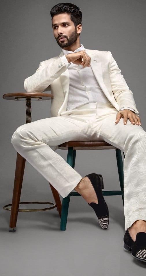 Shahid Kapoor fashion looks