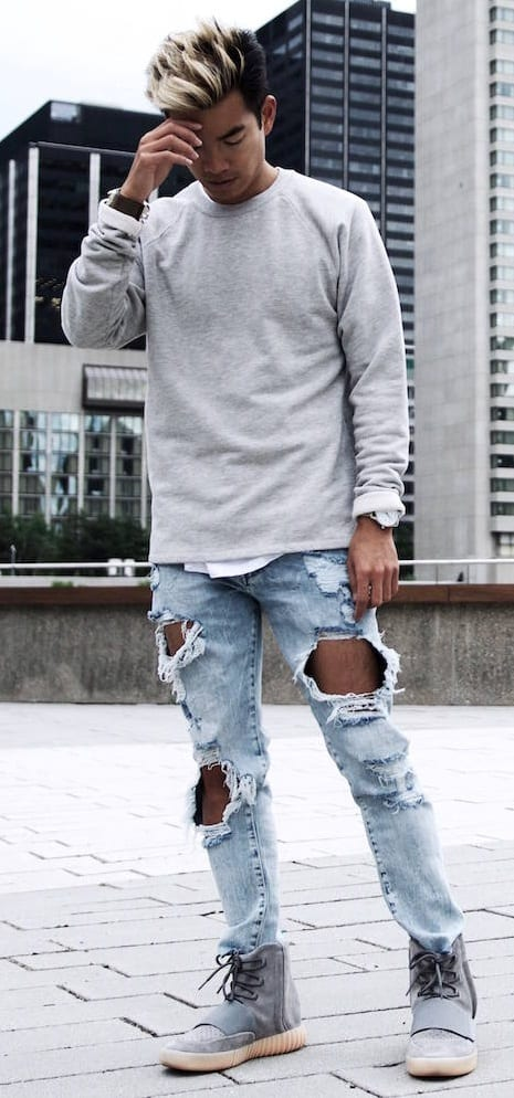 yeezy boost outfit ideas