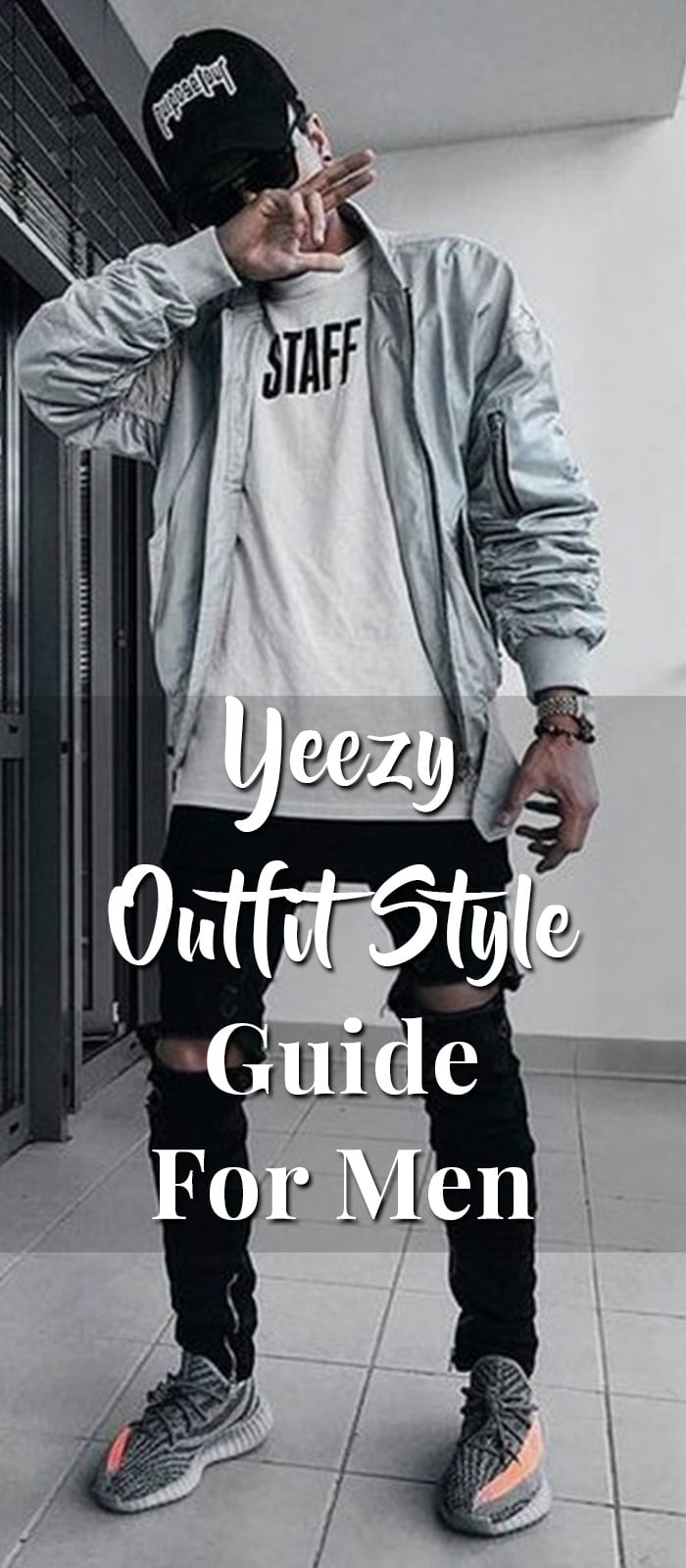 Yeezy Outfit Style Guide For Men