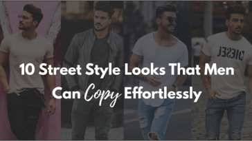 10 Street Style Looks That Men Can Copy Easily