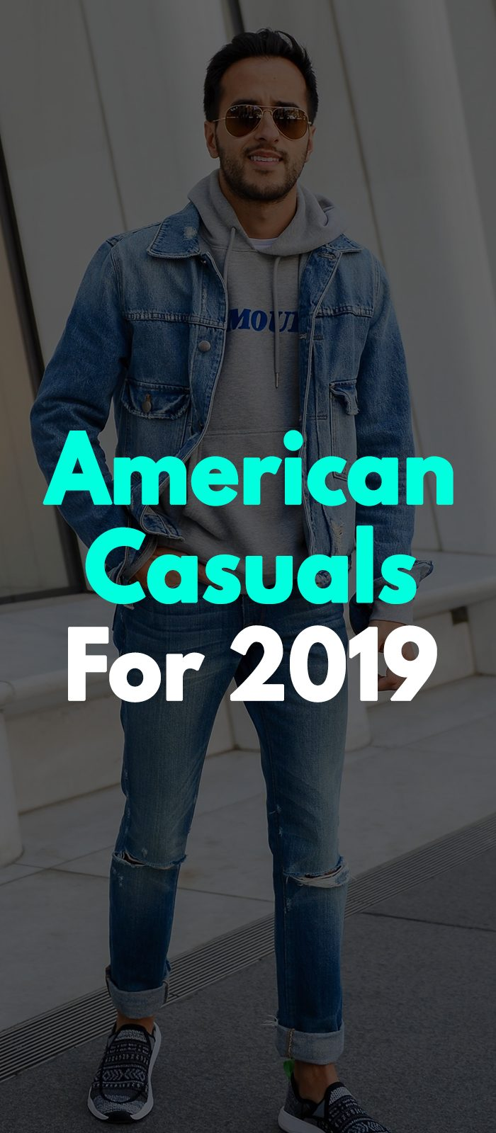 American Casuals For 2019