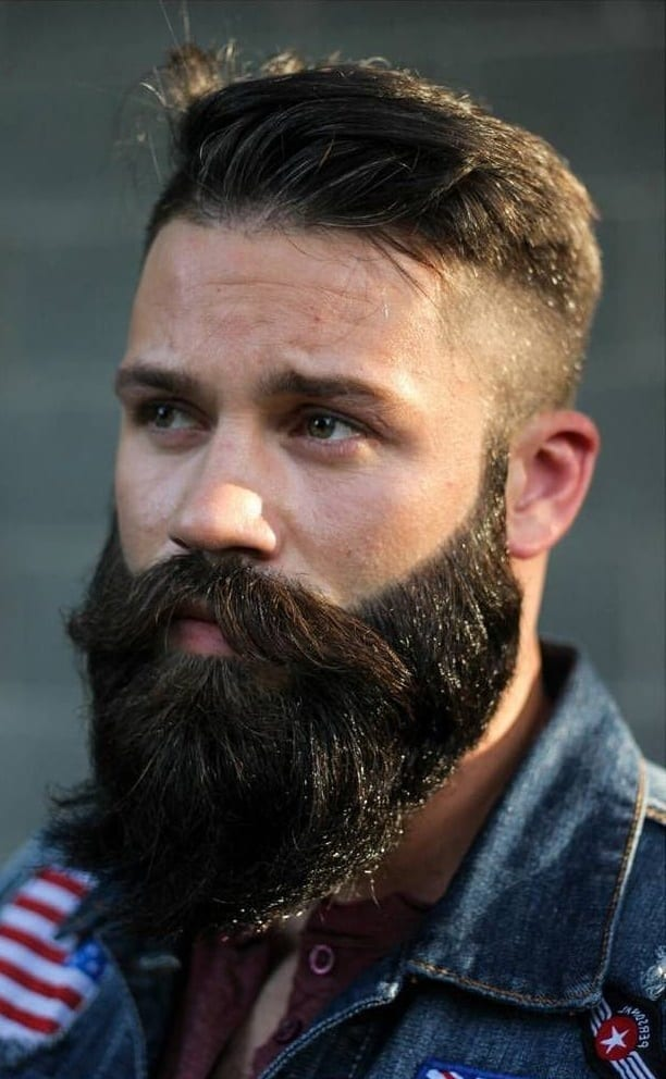 Captivating Beard And Hairstyle Combinations For Men