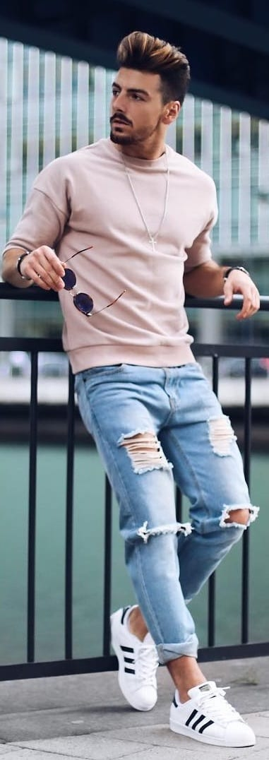 Cool Holiday Outfits For Men
