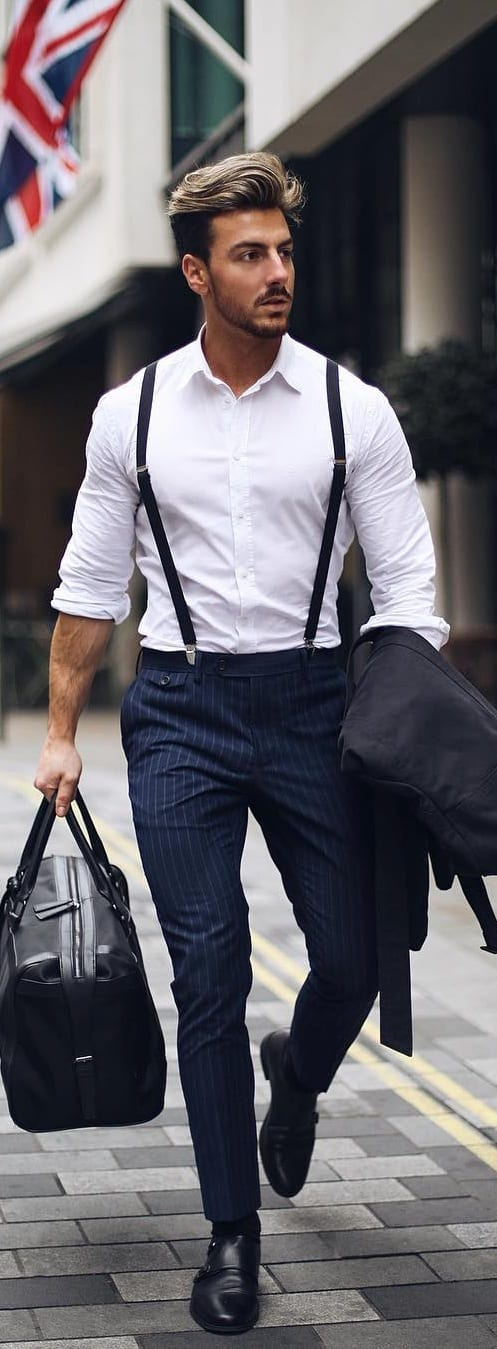 Formal outfit ideas men should try out