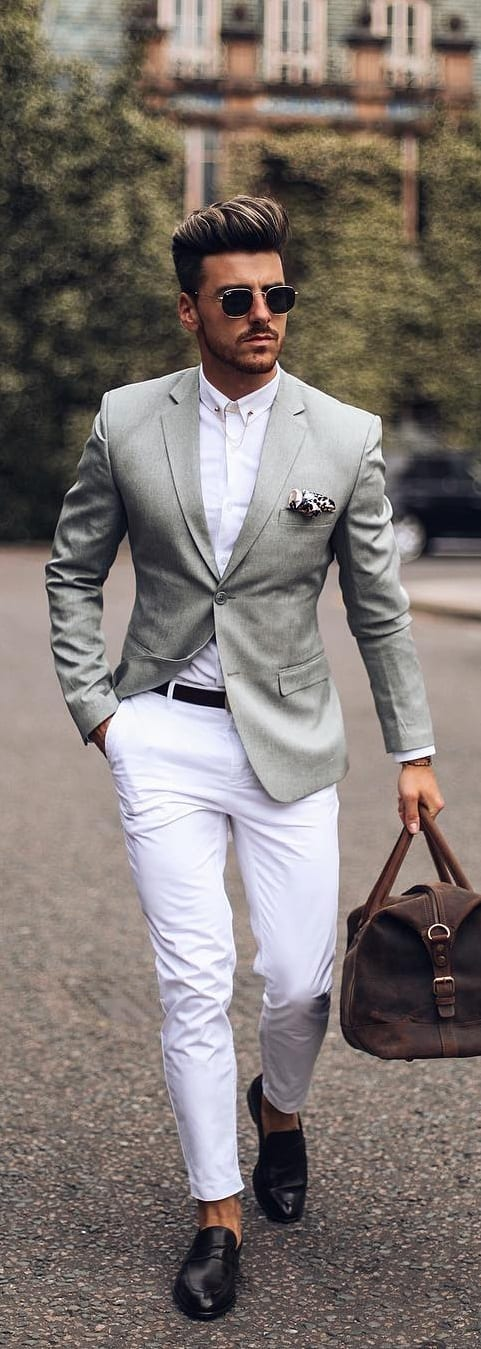 Formal outfits for men