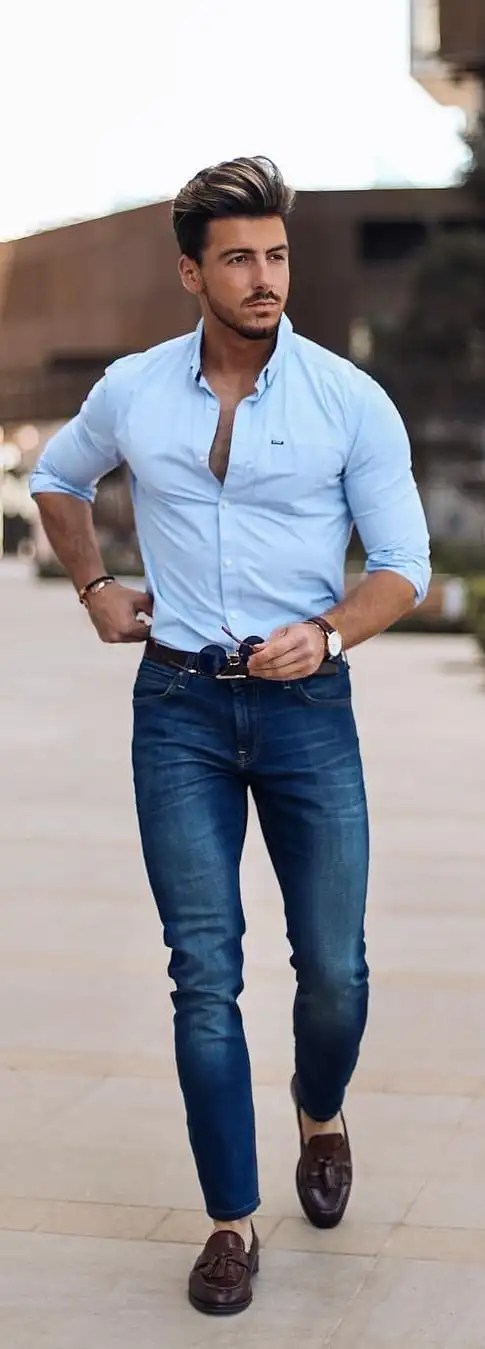 Semi Formal Outfit Ideas For Men