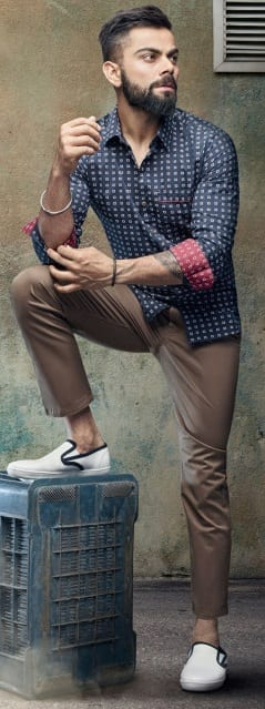 Stunning Micro Print Outfit Ideas For Men