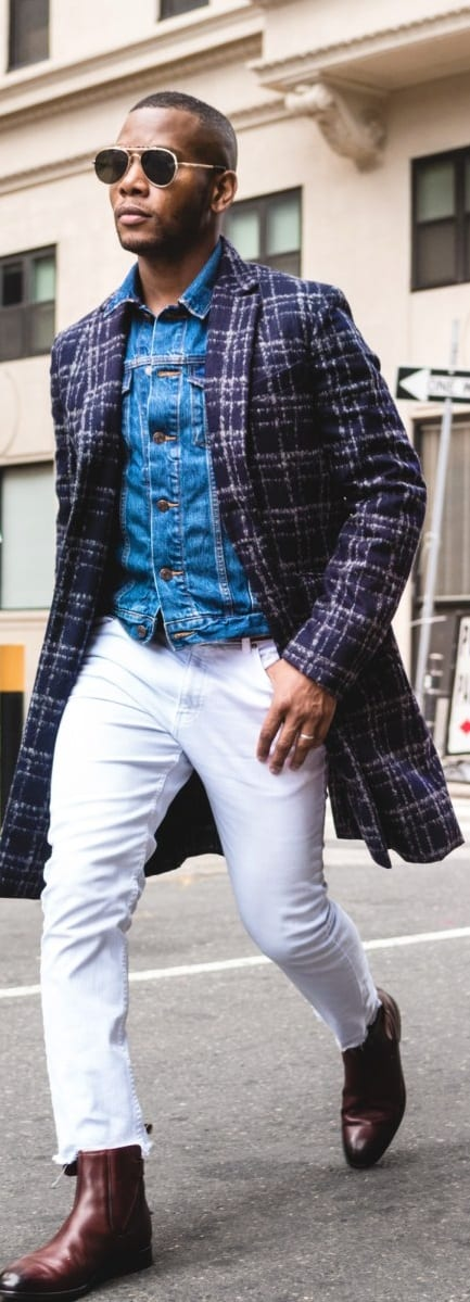 Stylish American Casual Outfit Ideas For Men
