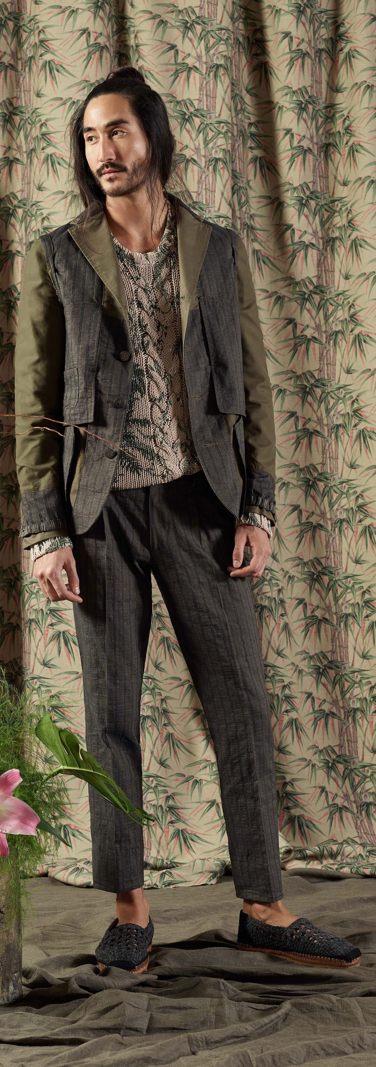 Stylish Pattern Outfit Ideas For Men To Try