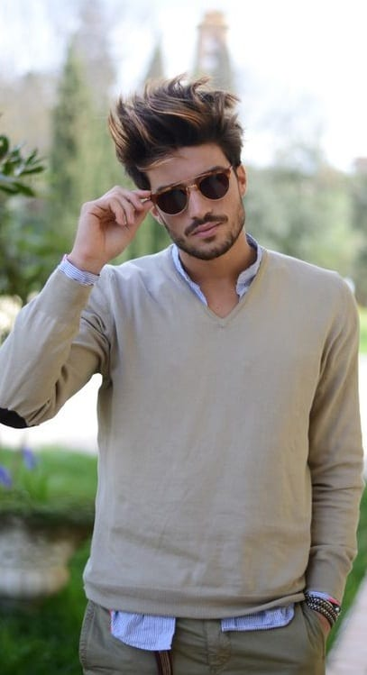 Trendiest Beard And Hairstyle Combinations For Men