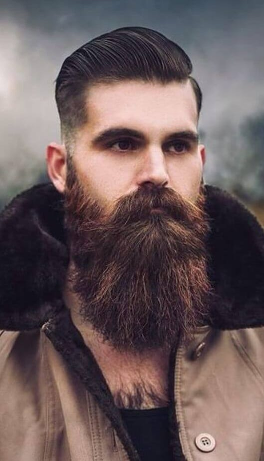 Trendy Beard And Hairstyle Combinations For Men