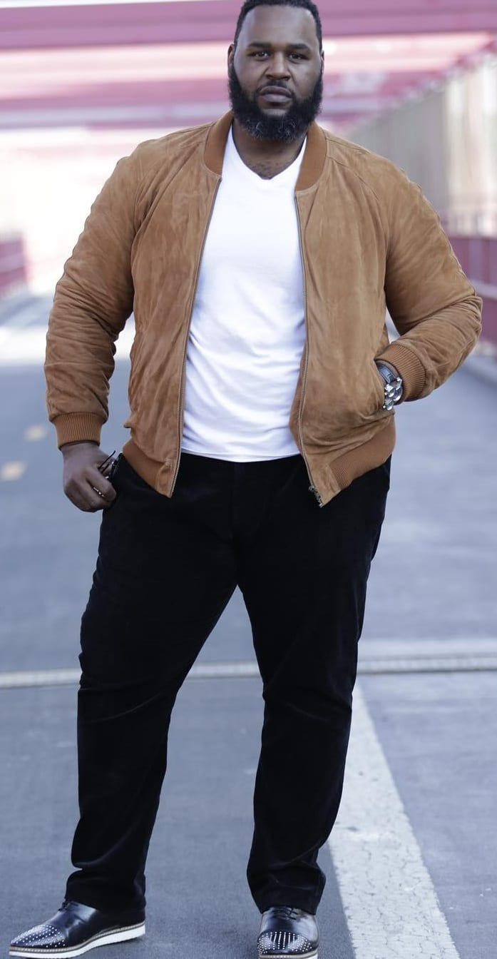 Casual Outfit Ideas For Fat Men
