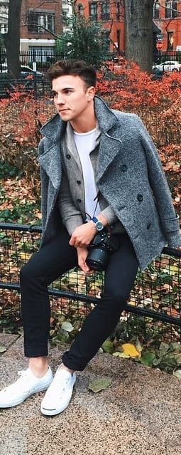 Cool Cardigan Outfit Ideas For Men