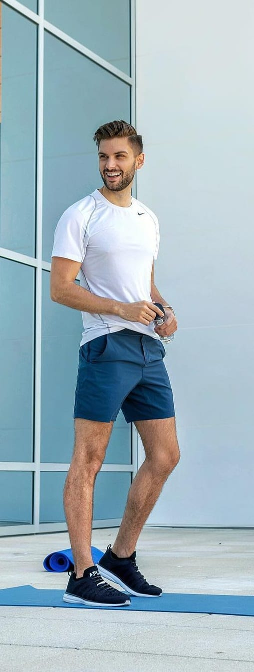 Fashion Casual Outfit For Men