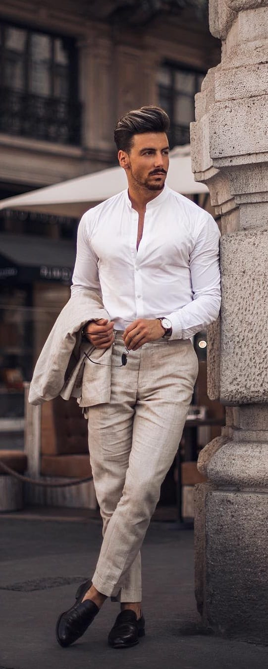 Fashionable Modern Workwear For Men