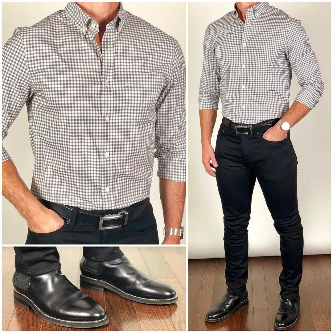 Fashionable Semi Formal Outfit Ideas For Men