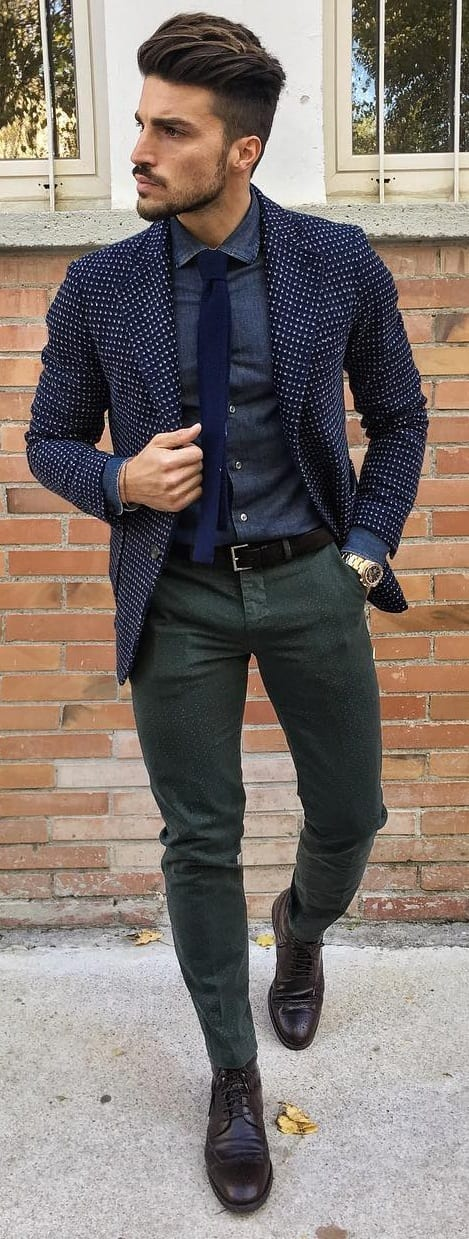 Few Outfits That Save Men From Fashion Mistakes