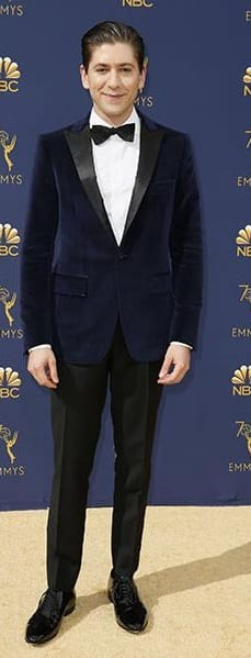 Michael Zegen - Best Dressed Men Of The Week