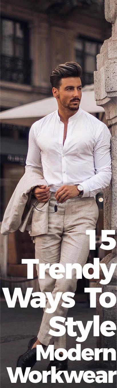 Modern Workwear for men