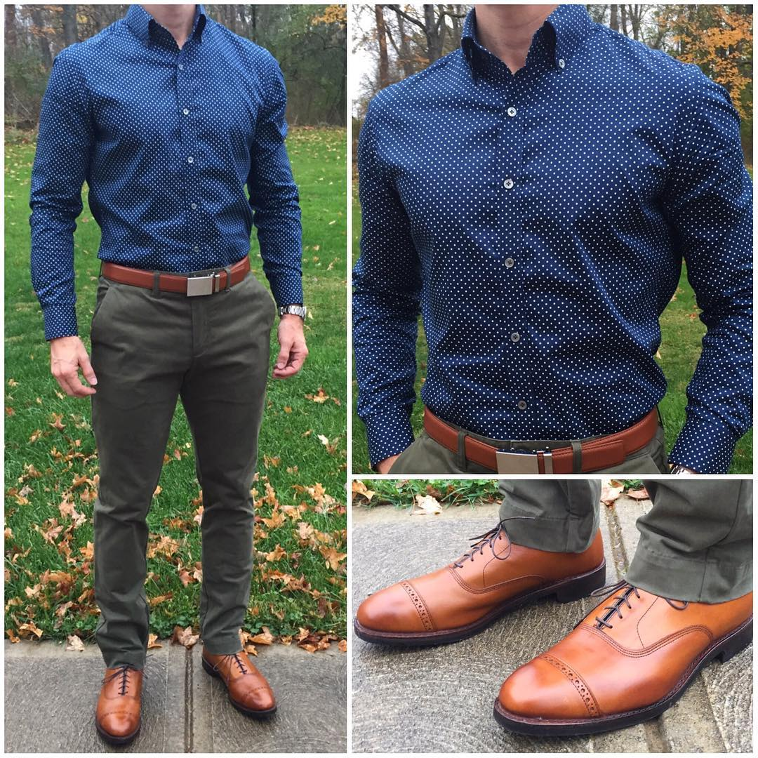 Stylish Semi Formal Outfit Ideas For Men
