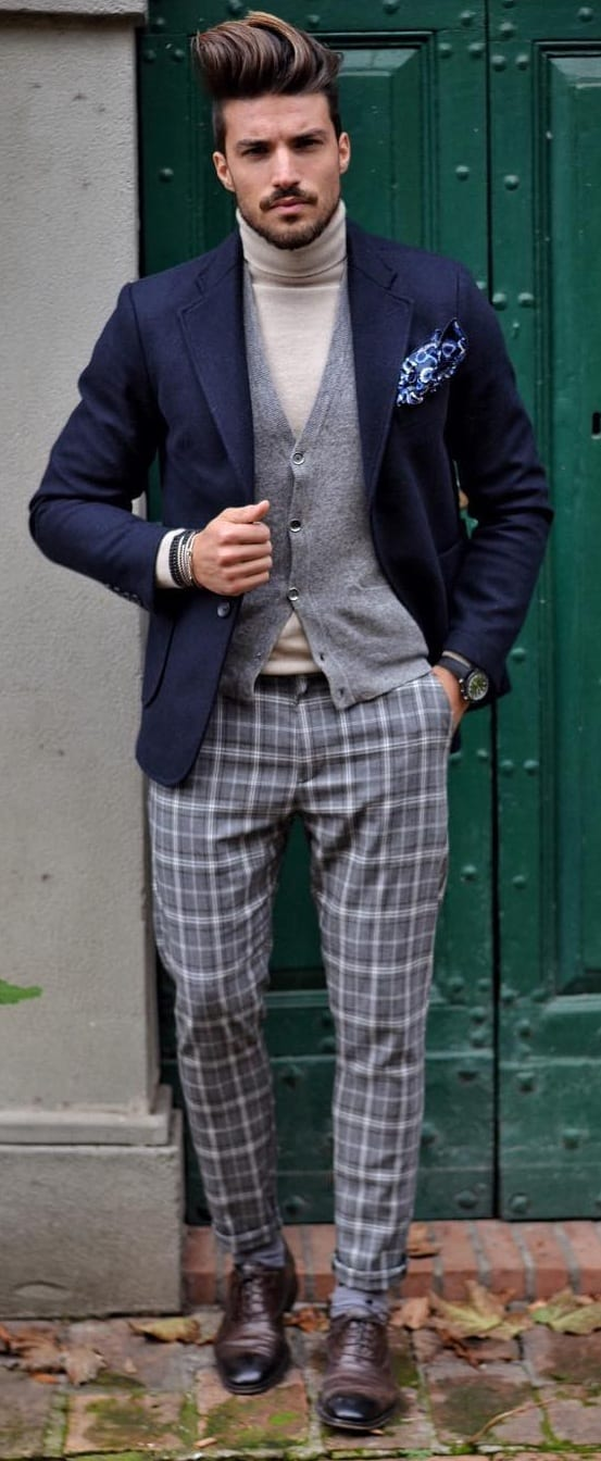 Trendy Modern Workwear For Men