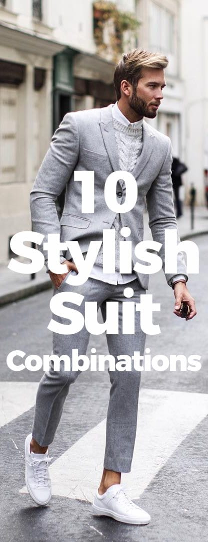 suit combinations for men