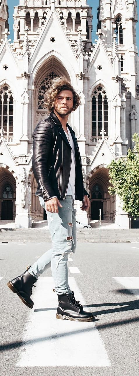 Street Style Summer Outfit Ideas For Men