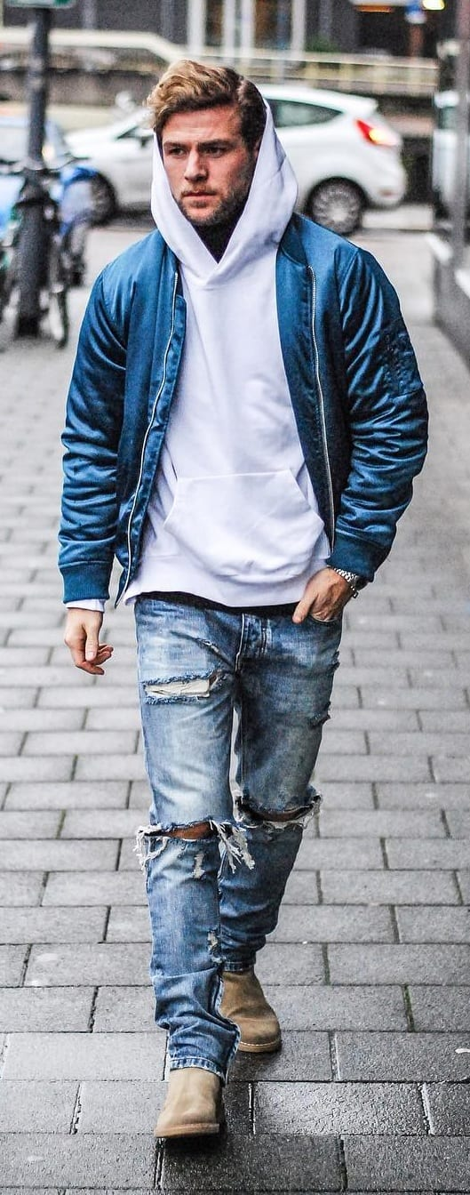 Stunning Fall Outfit Ideas For Men