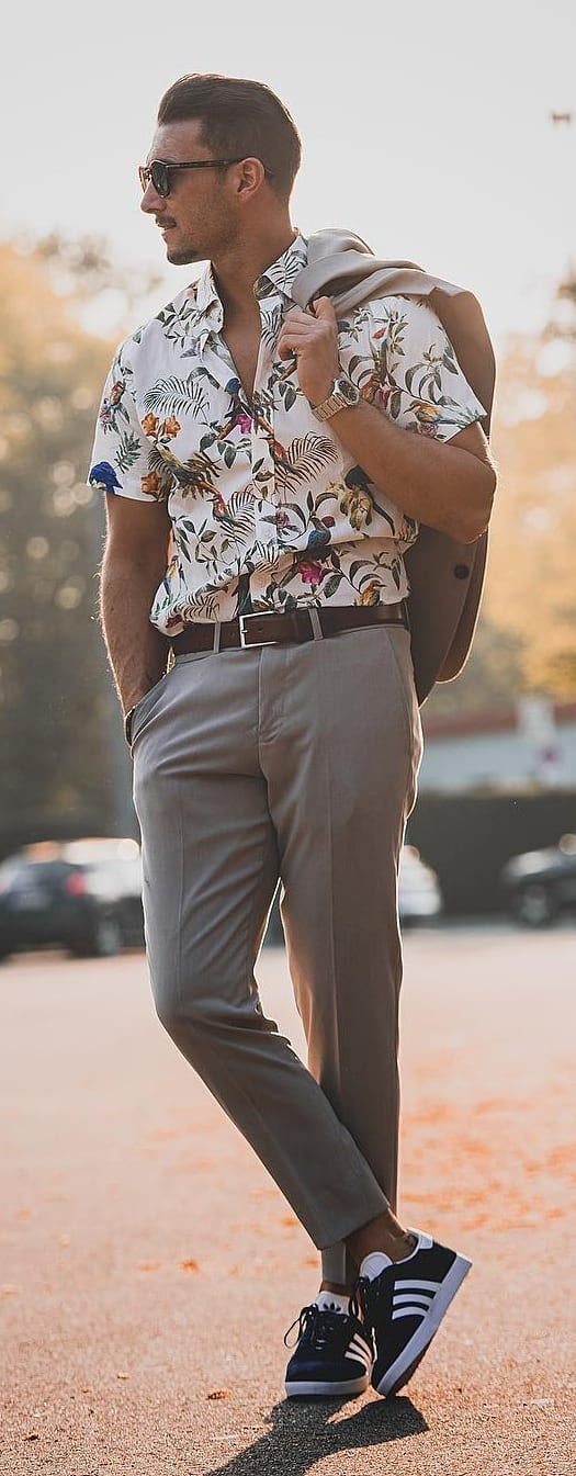 Trendy Summer Outfit Ideas For Men To Try