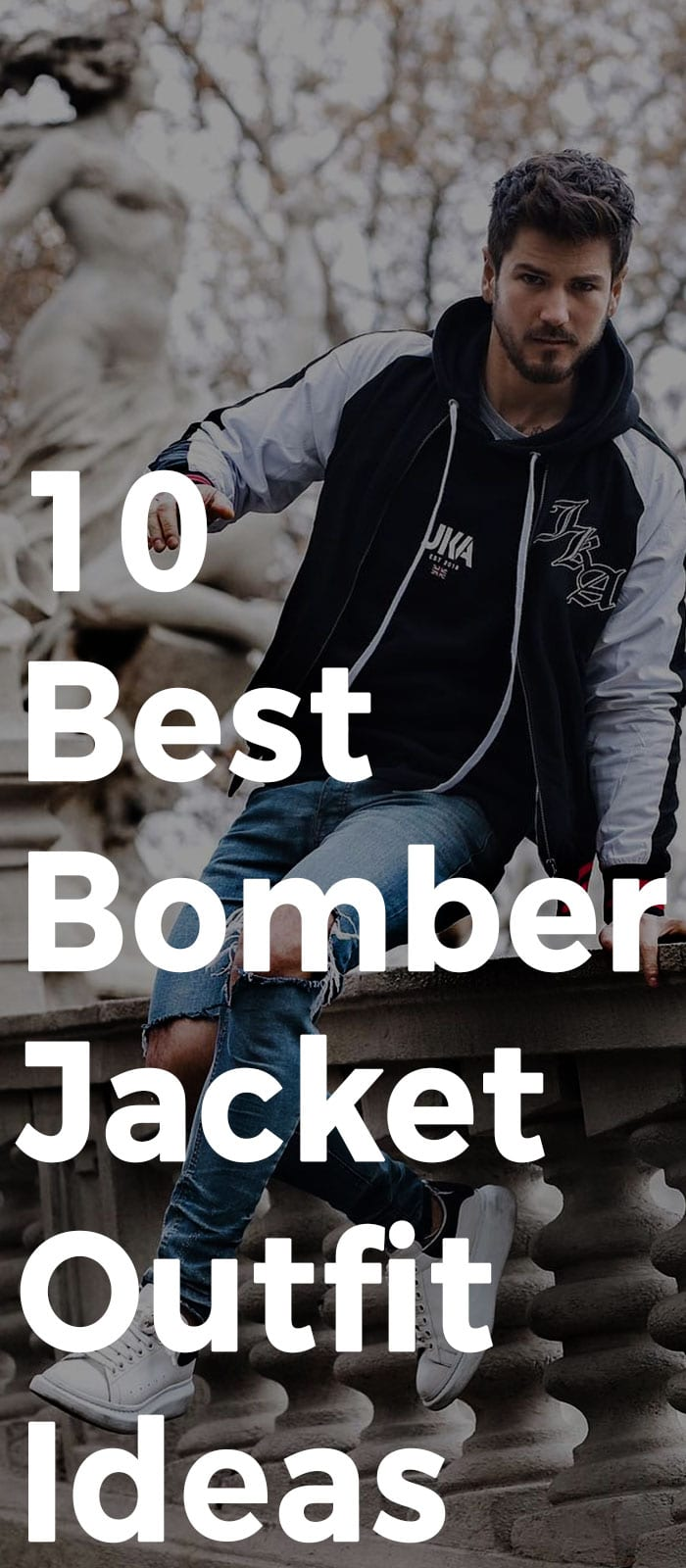10 Best Bomber Jacket Outfit Ideas.