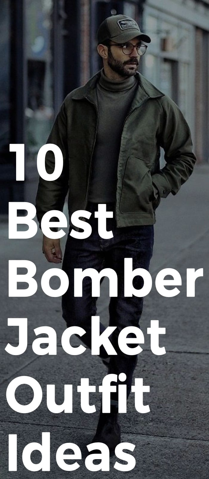 10 Best Bomber Jacket Outfit Ideas!